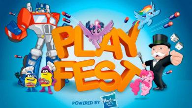 Photo of Hasbro presenta el Play Fest, por primera vez en el Perú