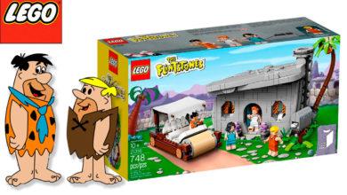 Photo of ¡Yabba Dabba Doo! LEGO®  nos trae a los Picapiedra
