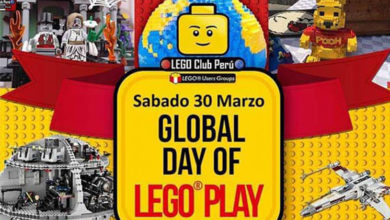 Photo of Global Day of LEGO PLAY Perú 2019