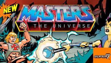 Photo of Super7® lanza la serie 4 de Master of the Universe