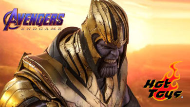 Photo of Thanos de Hot Toys y su aspecto definitivo en Endgame