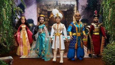 Photo of Hasbro y Jakks Pacific nos traen los juguetes de Aladino