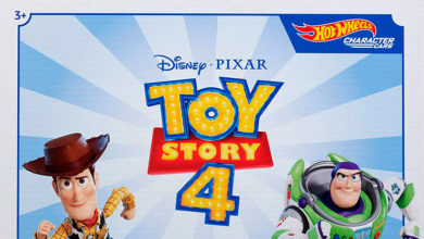 Photo of Hot Wheels se pone a tono con Toy Story 4