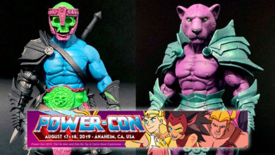 Photo of Four Horsemen Toy se presenta en la Power Con 2019
