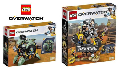 Photo of LEGO continúa con el imparable «Overwatch»