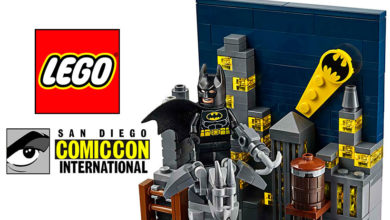 Photo of LEGO y sus exclusividades para la SDCC