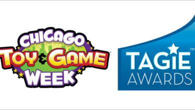 Photo of La Chicago Toy & Game abre postulaciones a sus premios  TAGIE