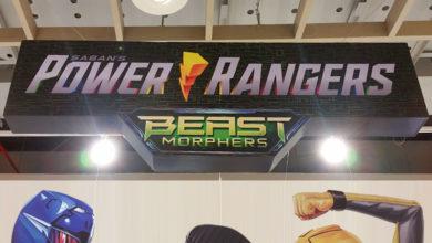 Photo of Hasbro lanza en Perú su portafolio de los Power Rangers Beast Morphers