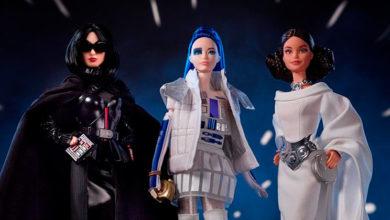 Photo of Barbie reimagina a los personajes de Star Wars en edición para coleccionistas
