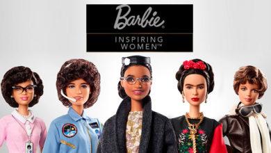 Photo of Rosa Parks aparece en la colección «Barbie: Inspiring Women»