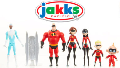 Photo of Jakks Pacific anuncia disminución de sus ventas por los «Increíbles 2»