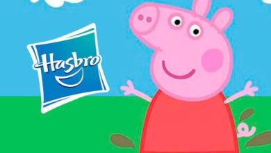 Photo of Peppa pig pasa a formar parte de las filas de Hasbro