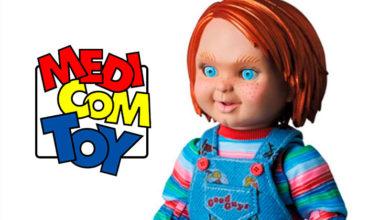 Photo of Medicom Toys lanzará figura de acción de Child's Play 2