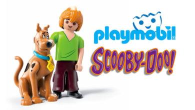 Photo of Las primeras imágenes de la serie de Playmobil-Scooby Doo (2020)