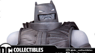 Photo of DC Collectibles presenta nueva estatua de Batman Black & White