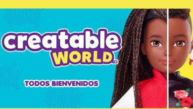 Photo of Mattel lanza una nueva muñeca de género «neutro»