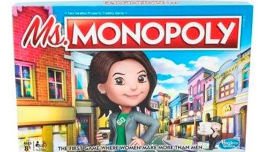 Photo of Ms.Monopoly: el primer juego en donde las mujeres ganarán más que los hombres