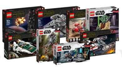 Photo of LEGO® anunció nuevos sets de StarWars: Rise of Skywalker