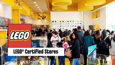 Photo of Lego inaugura segunda tienda certificada en el Perú