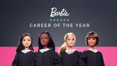 Photo of Barbie toma una nueva profesión: será jueza
