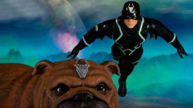 Photo of Black Bolt se hace escuchar con la nueva figura de Mezco Toyz