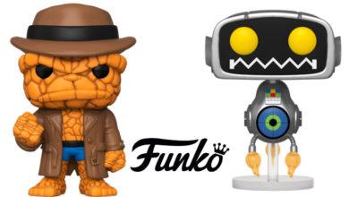 Photo of Funko publica las imágenes de sus nuevas líneas con los 4 Fantásticos
