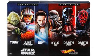 Photo of Hot Wheels se entrega a la fuerza de Star Wars