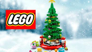 Photo of LEGO adelanta la navidad y lanza un arbolito muy peculiar