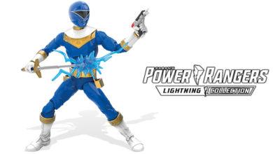 Photo of Hasbro sigue con los anuncios sobre «Power  Rangers Lightning Collection»