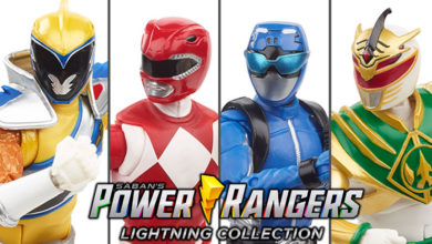 Photo of Hasbro anuncia el lanzamiento de la serie 3 de su línea «Power Rangers Lightning Collection»