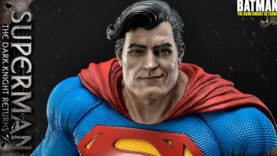 Photo of Prime 1 Studio anuncia su estremecedora escultura de Superman
