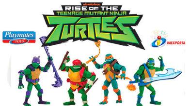Photo of Las  Tortugas Ninja llegán al Perú de la mano de Nickelodeon y Suckot