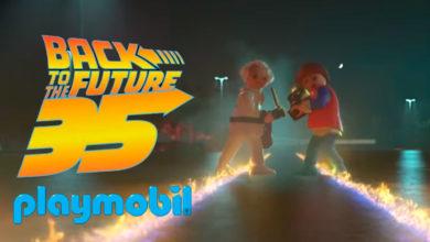 """Photo of El 35° aniversario de """"Volver al futuro"""" se viene con todo."""