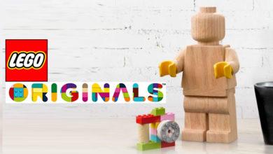 Photo of LEGO vuelve a la madera… pero sólo con una edición especial de homenaje