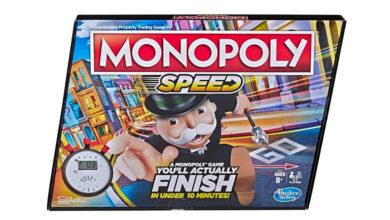 Photo of Ahora Monopoly lanza su versión más rápida jamás hecha