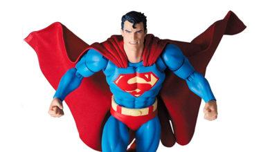 Photo of Imágenes oficiales del «Superman-Hush» de Medicom
