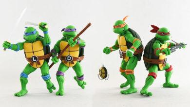 Photo of Las Tortugas ninja de NECA sobrepasan las pre-ventas previstas