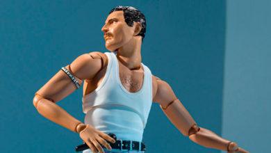 Photo of Tamashii Nations presentó oficialmente la figura de acción de Freddie Mercury Live Aid