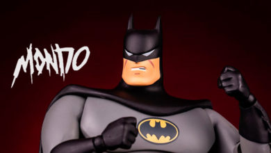 Photo of Mondo pone a la venta espectacular figura de «Batman: Animated series»