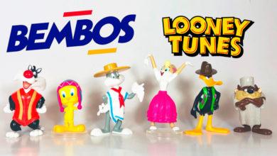 """Photo of Los Looney Tunes se visten de """"rojo y blanco"""" para promoción de Bembos"""