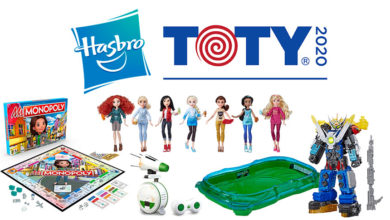 Photo of Los nominados de Hasbro a los premios TOTY 2020