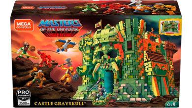 Photo of Mega Construx sorprende con una increíble versión del Castillo Grayskull