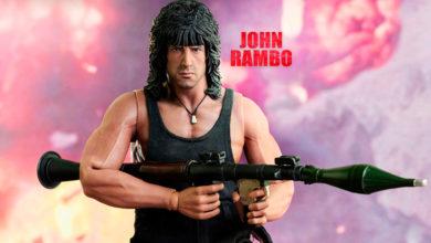 Photo of ThreeZero recuerda a «Rambo 3» en una muy buena figura de acción para coleccionistas