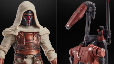Photo of Se anuncian 2 nuevas figuras exclusivas para «Star Wars: The Black Series»