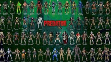 Photo of NECA anuncia «5 días de descarga» para su Guía visual Predator 7″ (2019)
