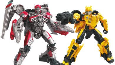 Photo of Hasbro presenta 3 figuras nuevas de Transformers en la Dortmund Comic Con
