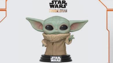 Photo of Circulan primeras imágenes de «Baby Yoda» de Funko