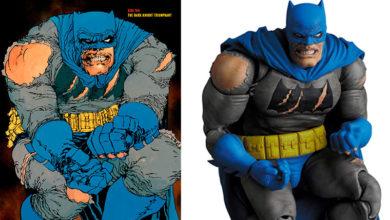 Photo of «The Dark Knight Triumphant», la nueva figura de Medicom Toy