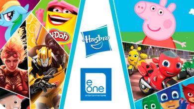 Photo of ¡Es oficial! Hasbro es el nuevo hogar de Peppa Pig