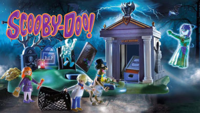 Photo of ¡Ahora si es oficial! Playmobil anunció los  nuevos sets de Scooby Doo